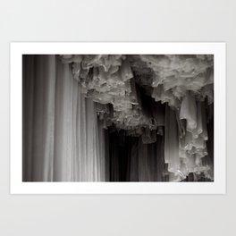 Muslin Art Print