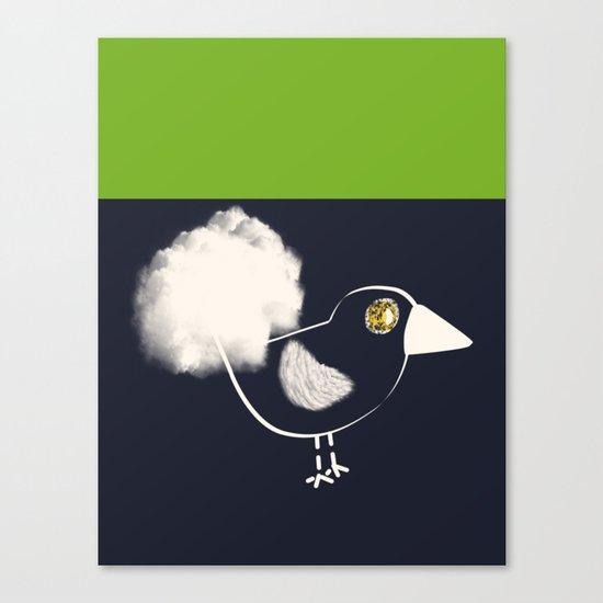 It's a Bird Canvas Print