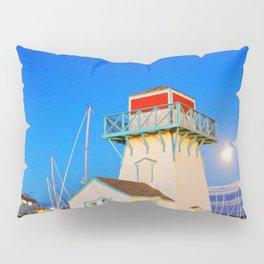 Summerside Harbour lighthouse Pillow Sham