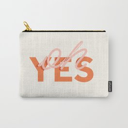 oh YES art Carry-All Pouch