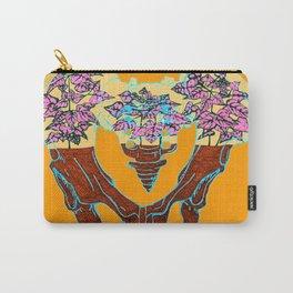 Pelvic Terrarium Carry-All Pouch