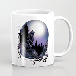 Howling Wolf (Signature Design) Coffee Mug