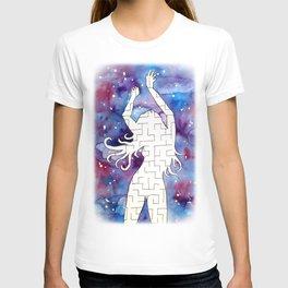 a maze T-shirt