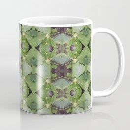 Almond Tree Pattern Coffee Mug