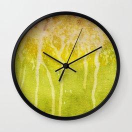Abstract No. 213 Wall Clock