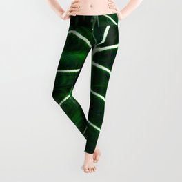 Emerald Elephant Leggings