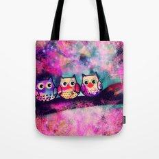 owl-90 Tote Bag