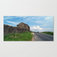 The Road to Keld Canvas Print