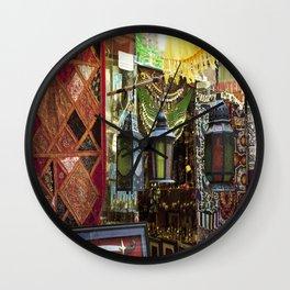 Arabian Lanterns 2! Wall Clock