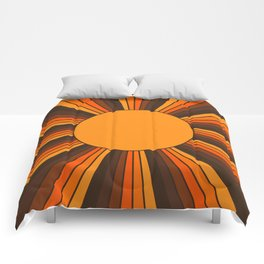 Golden Sunshine State Comforters