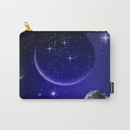 Fantastic yourney into space. Carry-All Pouch