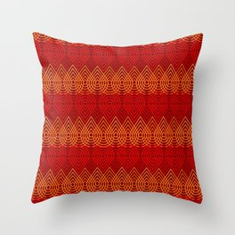 Op Art 97 Throw Pillow