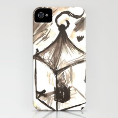 Moths to a Flame iPhone (4, 4s) Slim Case