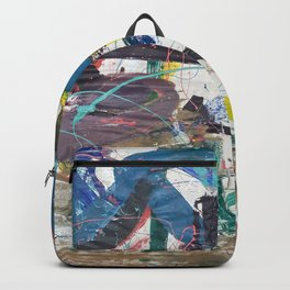 Sun Salute Mexico Backpack