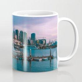 Moody sunset by Downtown San Diego Coffee Mug