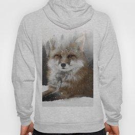 Fox Stare Hoody