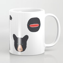 Mysterious Creatures Coffee Mug