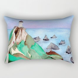 Nugget point Rectangular Pillow