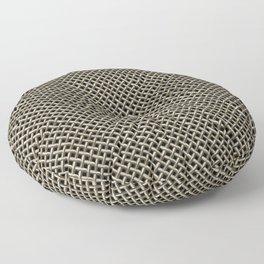 Metal Wire Mesh Floor Pillow