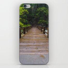 what a hike iPhone Skin