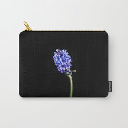 Lavandula pinnata Carry-All Pouch