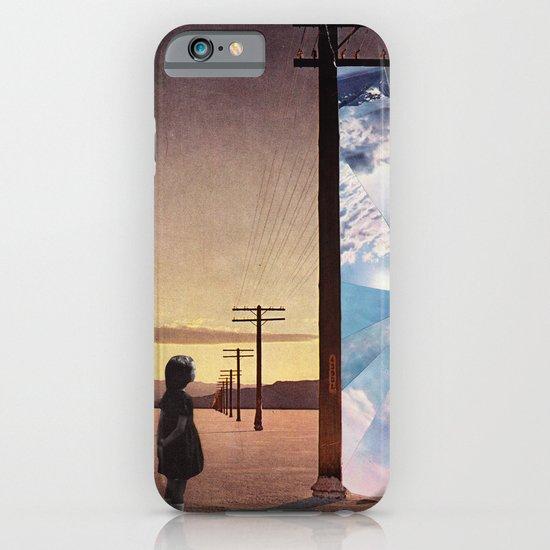The broken window iPhone & iPod Case