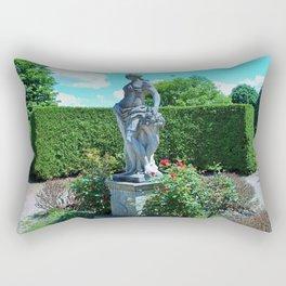 The Young Woman I Rectangular Pillow