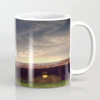 tennessee Mugs featuring Tennessee Sunset by Terbo