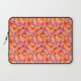 Australian Native Floral Print - Grevillea Flowers Laptop Sleeve