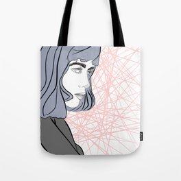 Beauty in Bloom: Annita Tote Bag