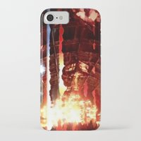 coachella iPhone & iPod Cases featuring Coachella '13 - Knife Party 04 by Ecstasy - Photography Project