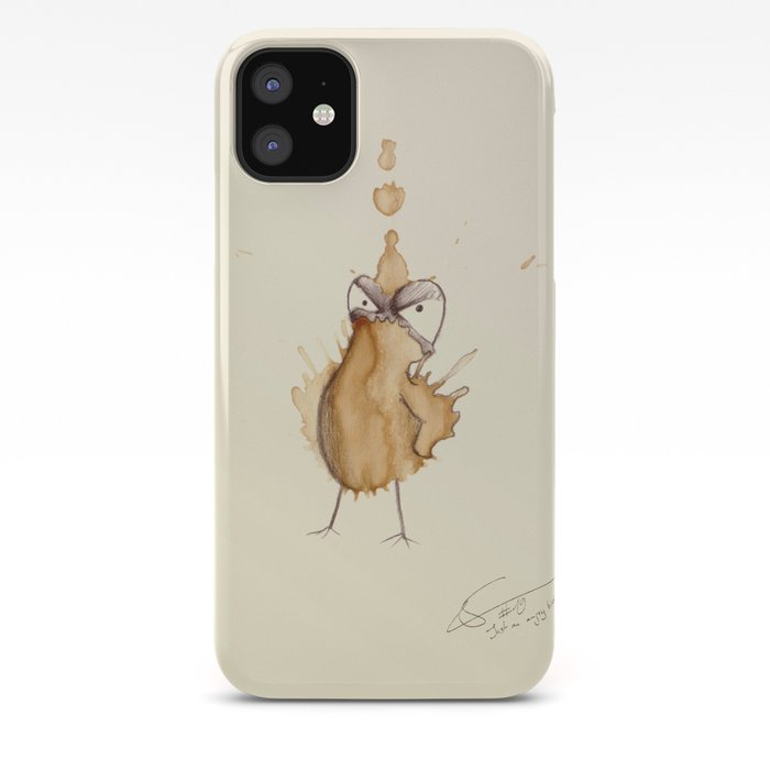 #coffeemonsters 19 iPhone Case