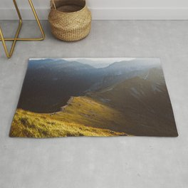Just go - Landscape and Nature Photography Rug