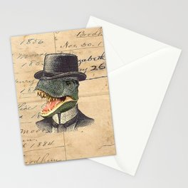 Dino Dandy Stationery Cards