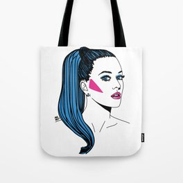 Katy Purry Tote Bag