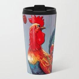 Provencal cock 2 Travel Mug