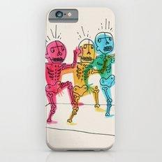 Skeletons Dancing iPhone 6s Slim Case