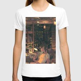 Boy Original Artwork T-shirt