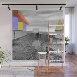 Architectural Storyteller Wall Mural