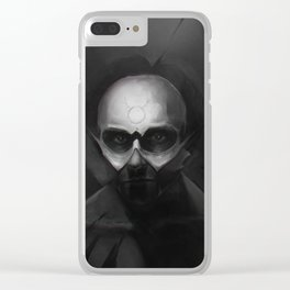 Fractured Will Clear iPhone Case