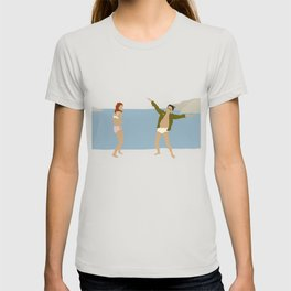 MOONRISE KINGDOM COVE T-shirt