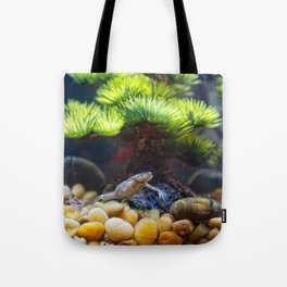 Friendly Frog HD Tote Bag