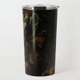 "Melchior d'Hondecoeter ""Animals and Plants"" Travel Mug"
