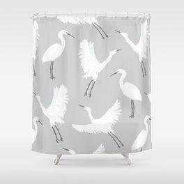 Aeglos Pattern Shower Curtain