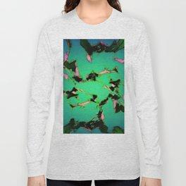 An interrupted glow Long Sleeve T-shirt
