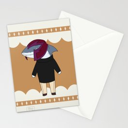 Call me Magneto Stationery Cards