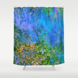 Invigorating Sight Shower Curtain