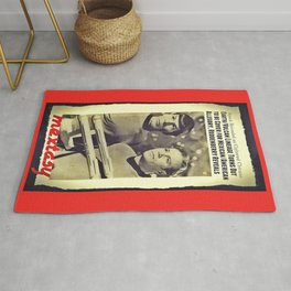 Yet Another Tale of the Mextasy Mestizaje, Sci-Fi Edition Rug