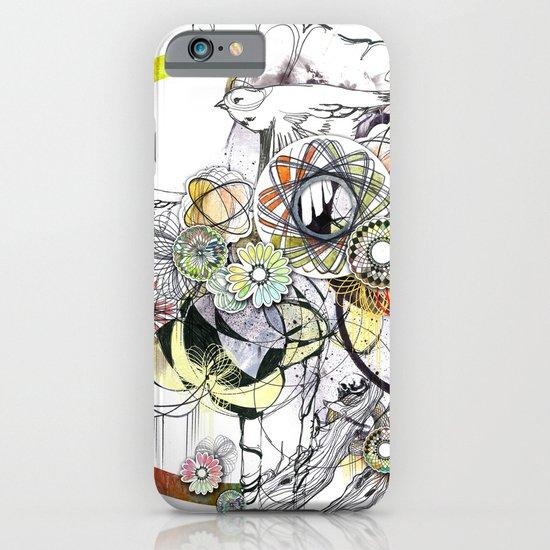 bouquet 3 iPhone & iPod Case