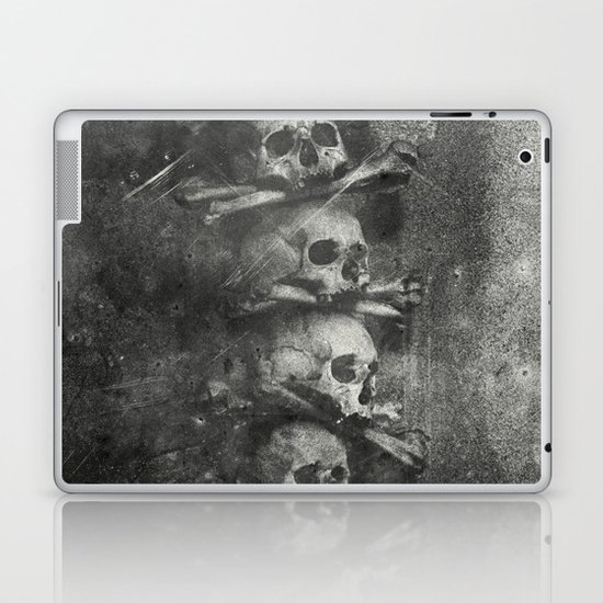 Once Were Warriors III. Laptop & iPad Skin